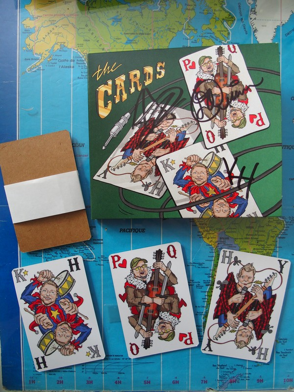 The Cards P00010