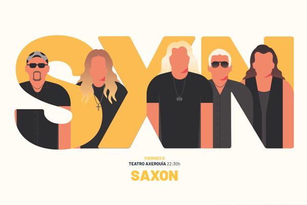 Quarante Bougies Tour 2019 Saxon10