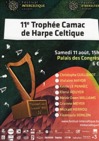 La harpe au Festival de Lorient 2018 Img12710
