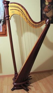 A la recherche de photos de harpe classique.. Wb160910