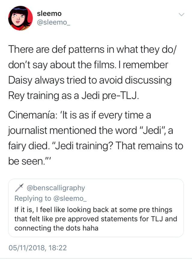 Episode IX: Spoilers and Rumors - Page 31 1151fb10