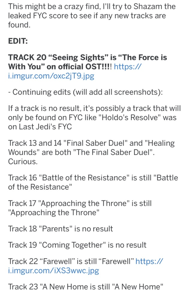 Episode IX: Spoilers and Rumors D378b510