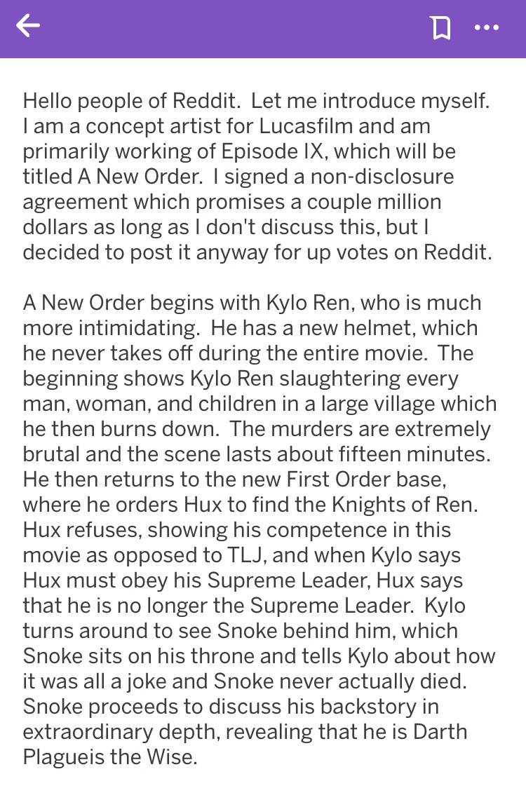 Episode IX CRACK spoiler discussion thread - Page 19 Img_0721