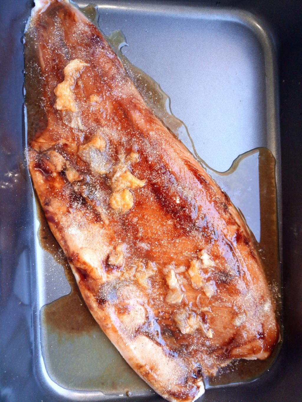 Сьомгова пъстърва с портокали Img_2032
