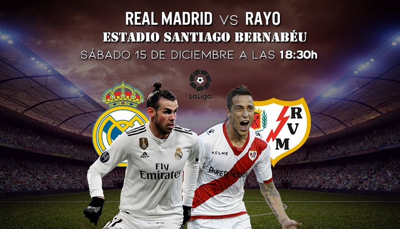 Real Madrid CF - Rayo Vallecano Sineee10