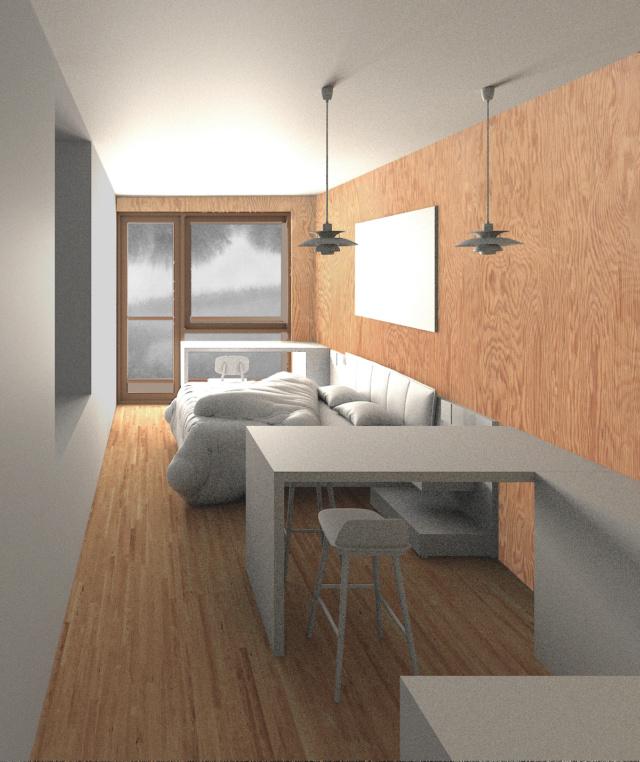 Какие планировки квартир придумали для россиян архитекторы со всего мира  111