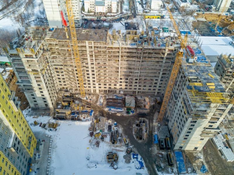 Строительство 4 корпуса - Страница 2 1111