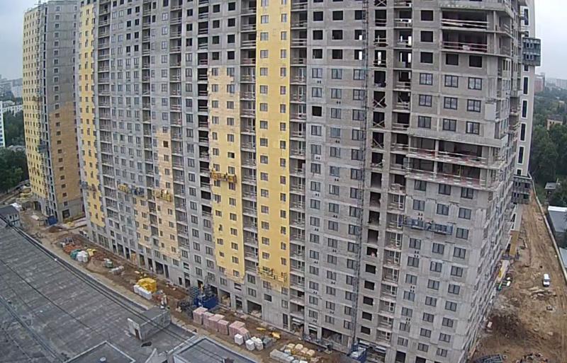 """Веб-камеры на площадке строительства ЖК """"Нормандия"""" - Страница 14 120"""
