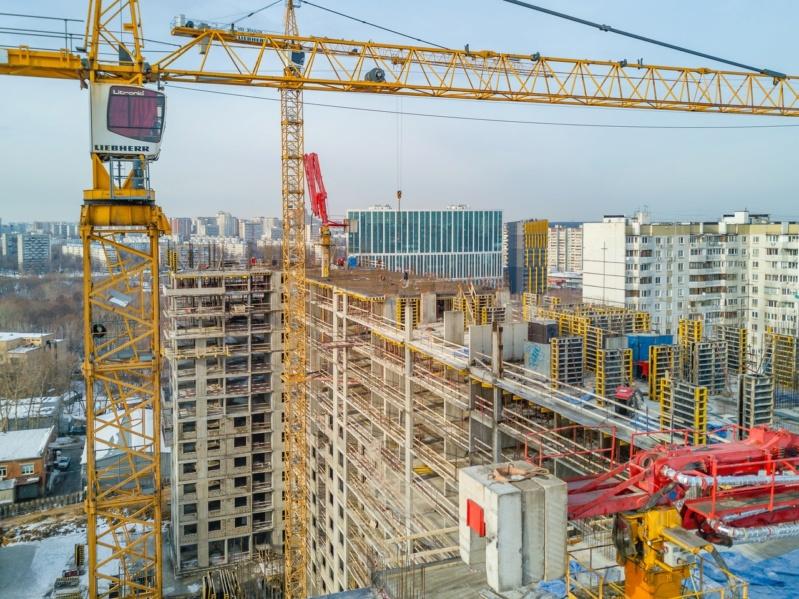Строительство 4 корпуса - Страница 2 2510