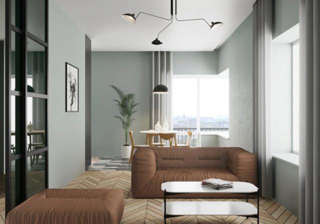 Какие планировки квартир придумали для россиян архитекторы со всего мира  311