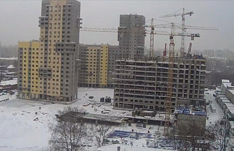 Строительство 3 корпуса  312