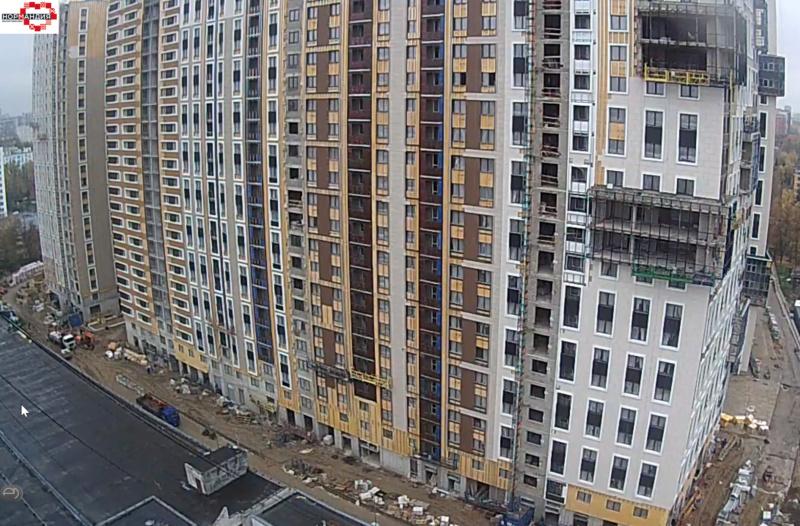"""Веб-камеры на площадке строительства ЖК """"Нормандия"""" - Страница 17 3312"""