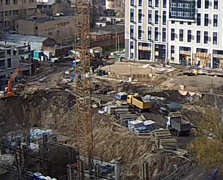 """Веб-камеры на площадке строительства ЖК """"Нормандия"""" - Страница 17 44411"""