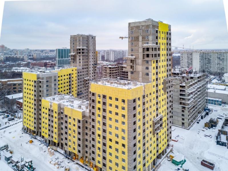 Строительство 3 корпуса  4810