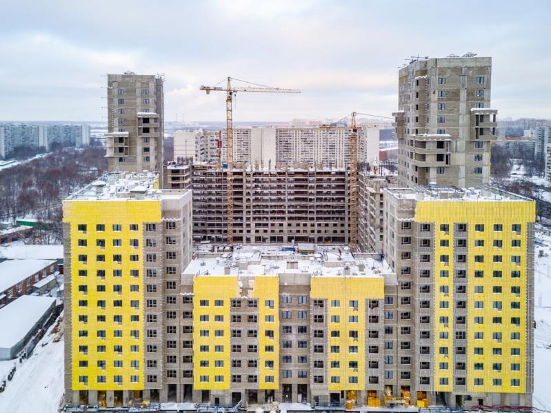 Строительство 3 корпуса  5010