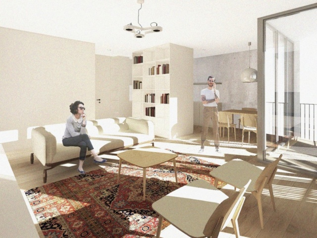 Какие планировки квартир придумали для россиян архитекторы со всего мира  511