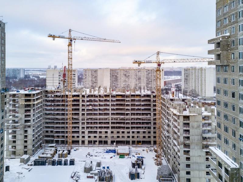 Строительство 4 корпуса 5111
