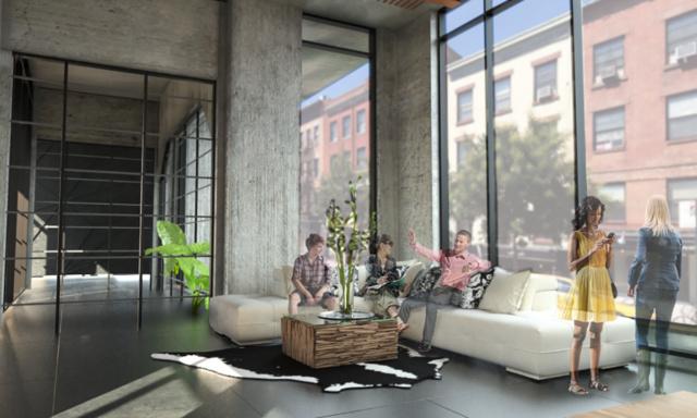 Какие планировки квартир придумали для россиян архитекторы со всего мира  710