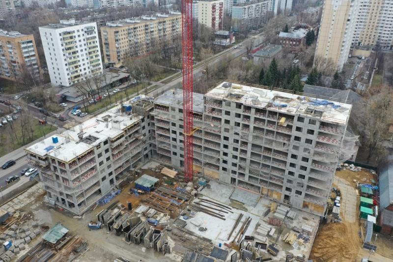 Строительство 1 корпуса - Страница 5 723