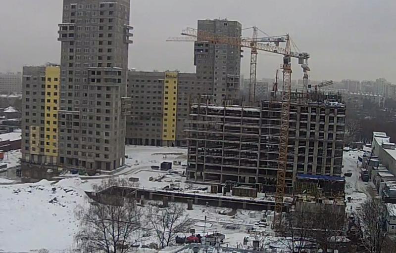 """Веб-камеры на площадке строительства ЖК """"Нормандия"""" - Страница 9 789011"""