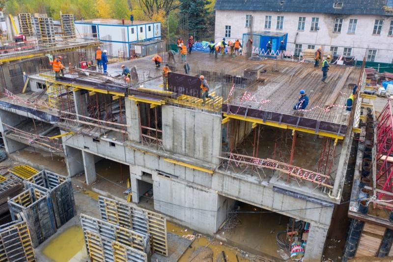 Строительство 1 корпуса - Страница 2 8111