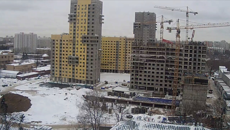 Строительство 3 корпуса  90910