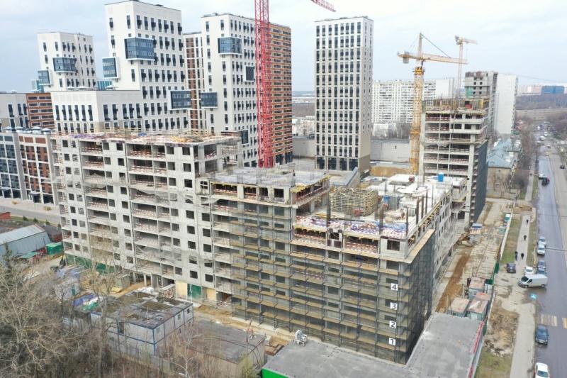 Строительство 1 корпуса - Страница 5 919
