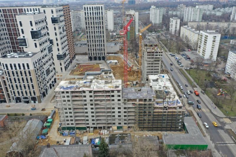 Строительство ЖК Нормандия - Страница 5 93052310