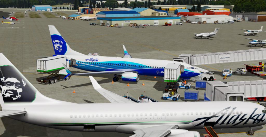 Voando pelo Alasca [Flight Report] 2020-714