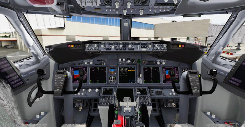 Voando pelo Alasca [Flight Report] 2020-715