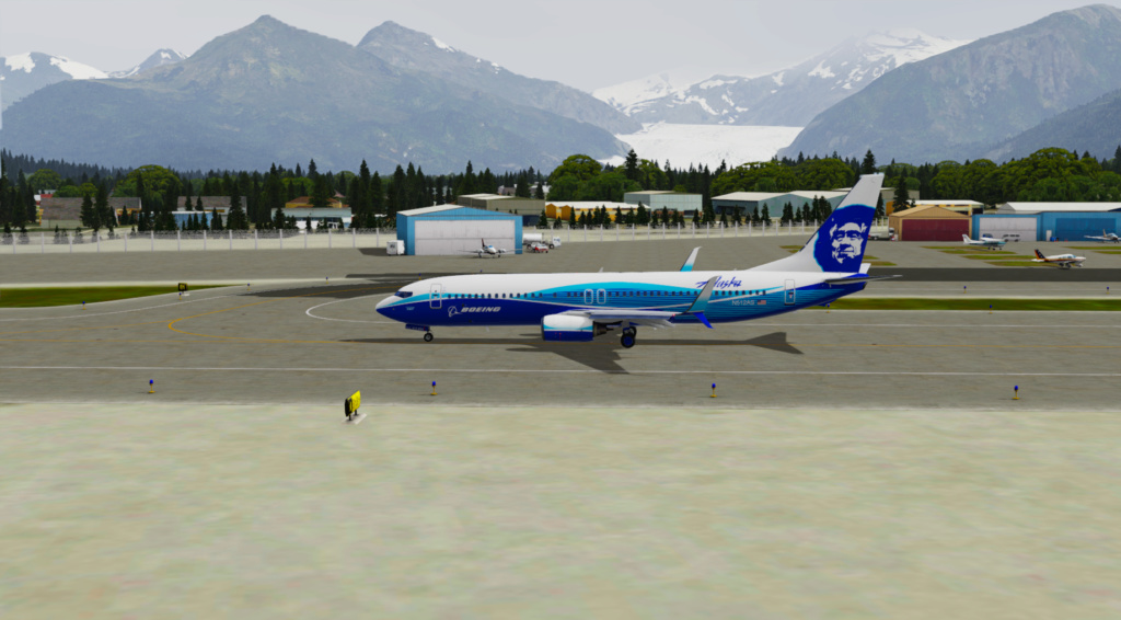 Voando pelo Alasca [Flight Report] 2020-716