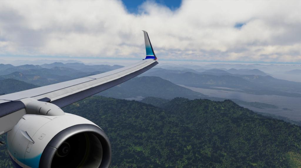 Voando pelo Alasca [Flight Report] 2020-723