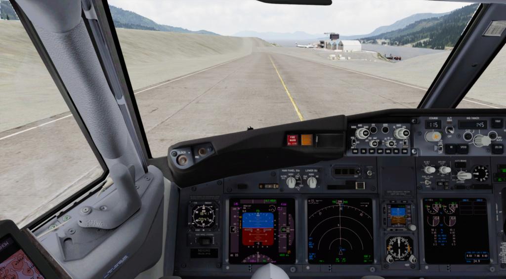 Voando pelo Alasca [Flight Report] 2020-724