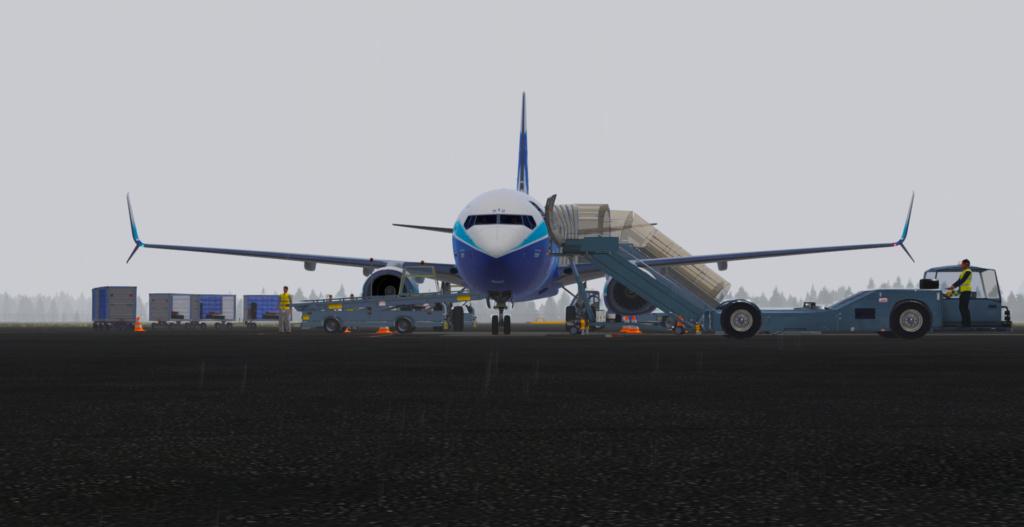 Voando pelo Alasca [Flight Report] 2020-731