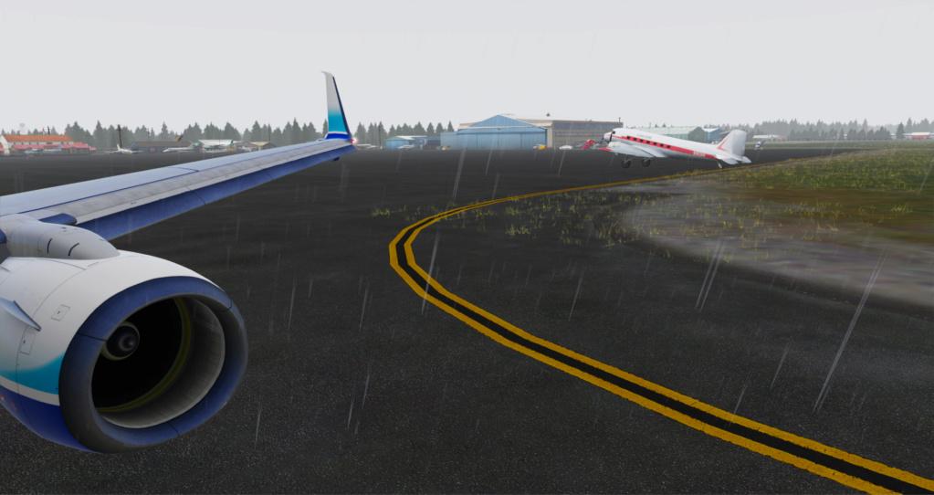 Voando pelo Alasca [Flight Report] 2020-732