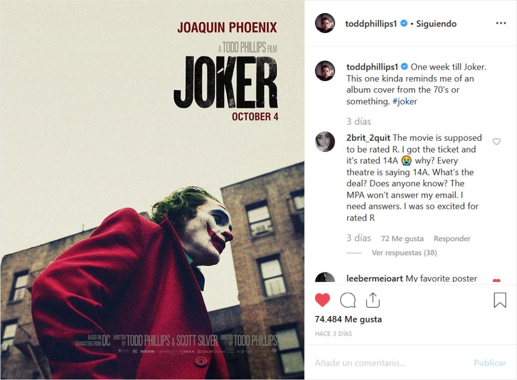 se viene la peli del JOKER - (Joaquin Phoenix Rabo en mano EDITION) - Página 2 Fdfgf10