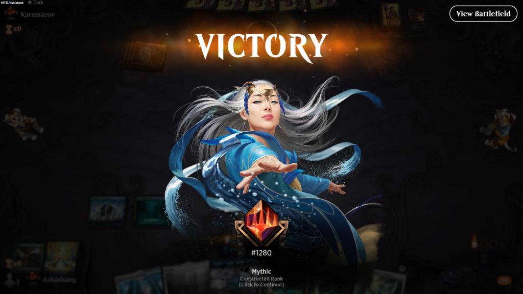 Magic: The Gathering + Magic Arena   INFO.: 1ER POST DE LA PÁG. 1 Mythic10