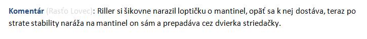 Hokejbalové hlášky komentátora Rasťa (part II) Robo_v10