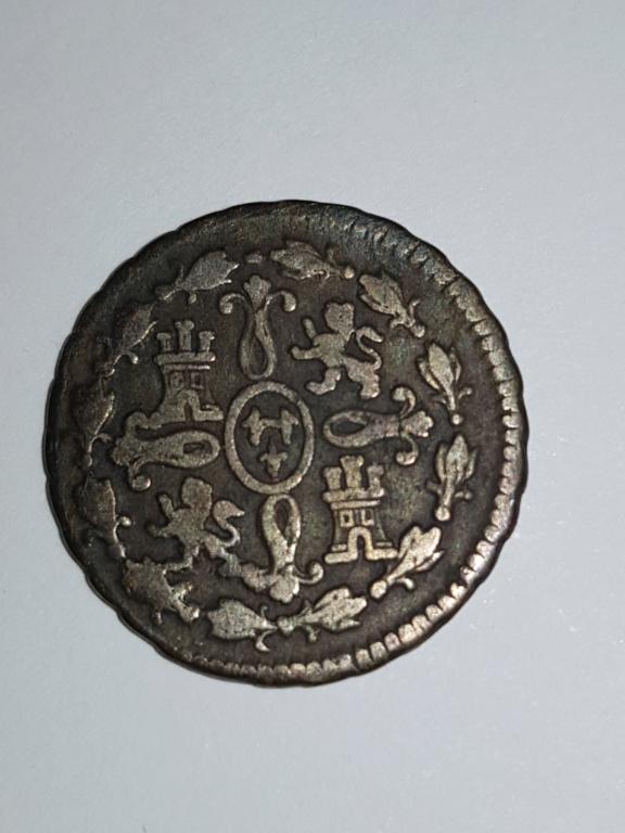 Carolus III: 2 maravedis 1787  Aaa10
