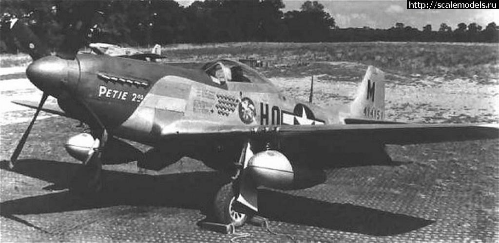 P-51D Mustang Hasegawa 1.72 14433912