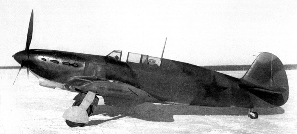 Як-7Б Eastern Express 1/72 Opytny10