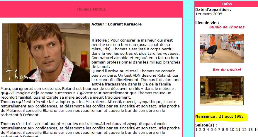 Thomas Marci (Laurent Kérusoré) - Page 8 Captur12
