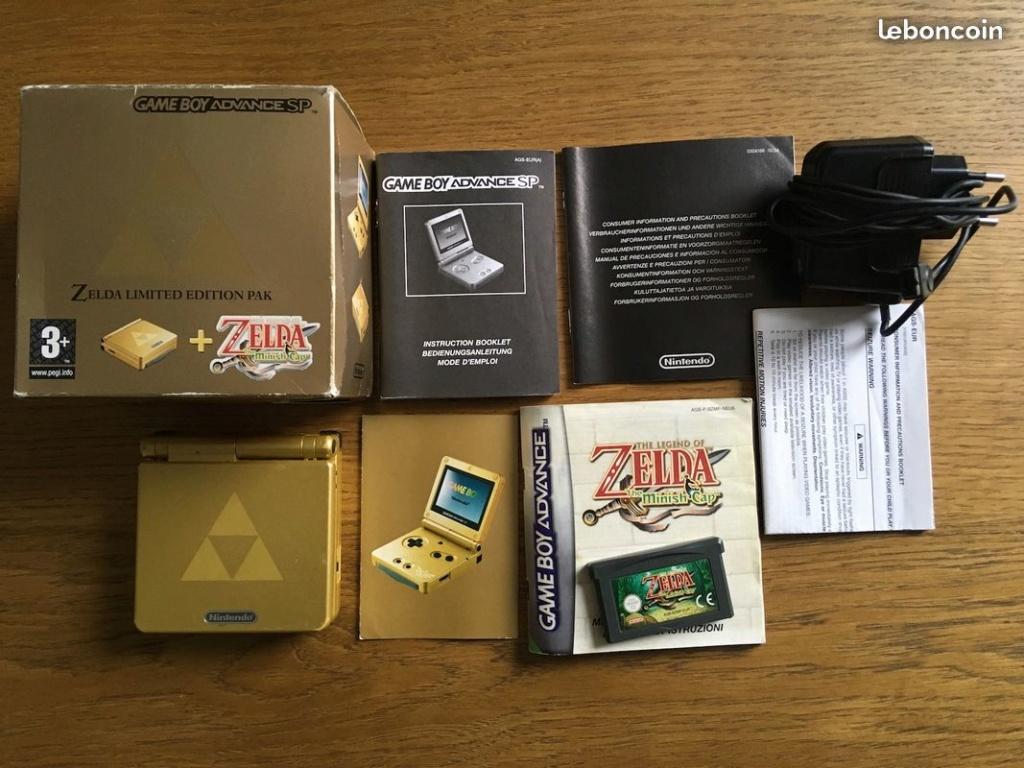 [ESTIM] GBA SP Zelda 45aed110