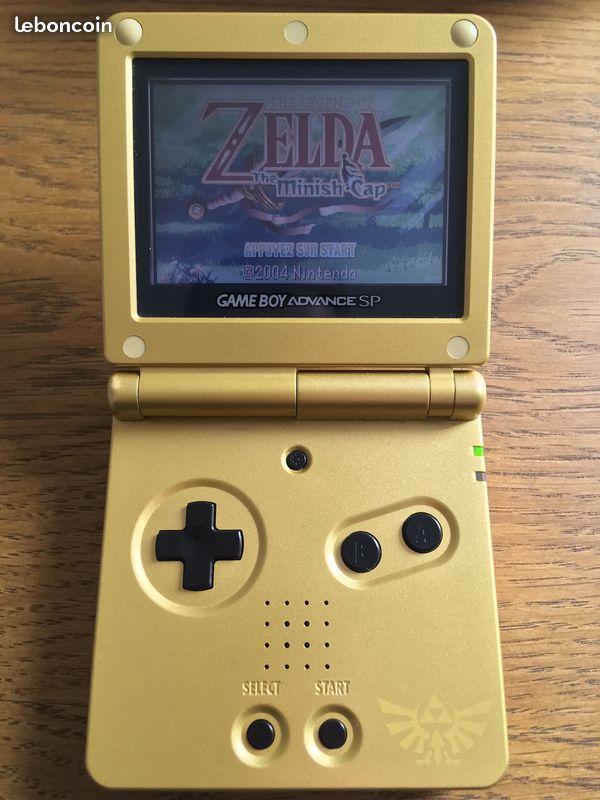 [ESTIM] GBA SP Zelda 7b841410