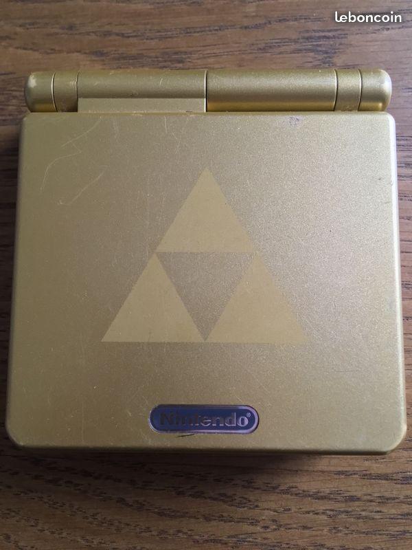 [ESTIM] GBA SP Zelda Cc632210