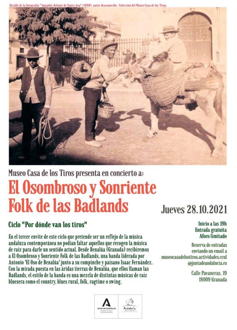 """""""El Osombroso Folk de las Badlands"""". No es país para jóvenes, Disco ya a la venta y disponible en todas las plataformas - Página 7 C_elos10"""