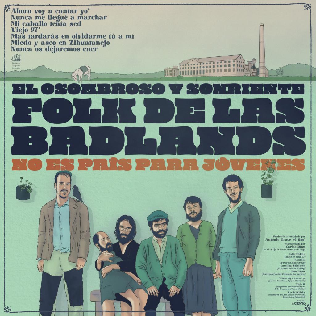 """""""El Osombroso Folk de las Badlands"""". Primer adelanto del nuevo disco - Página 6 No_es_10"""