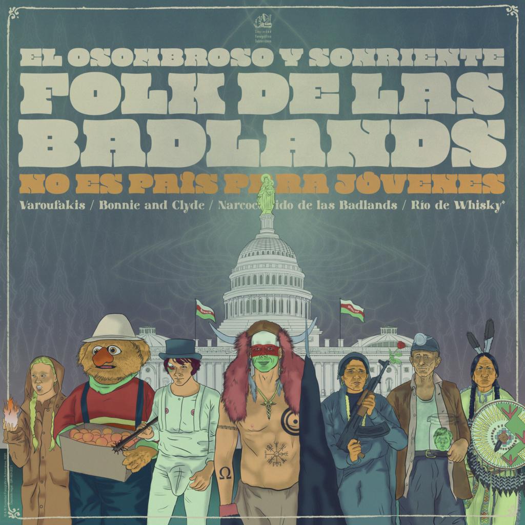 """""""El Osombroso Folk de las Badlands"""". Primer adelanto del nuevo disco - Página 6 No_es_11"""