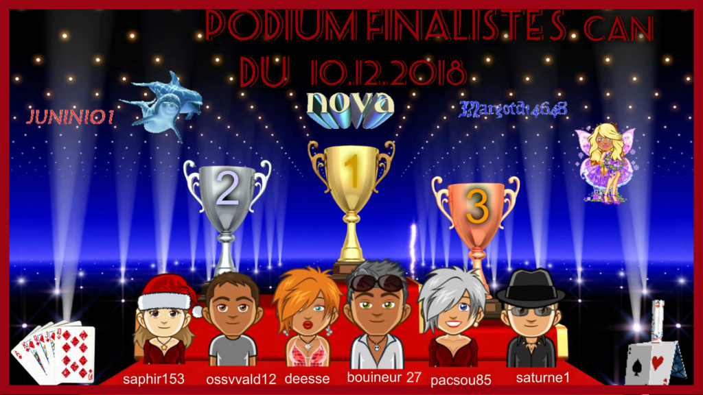 trophees can du 10/12/2018 Bouine12