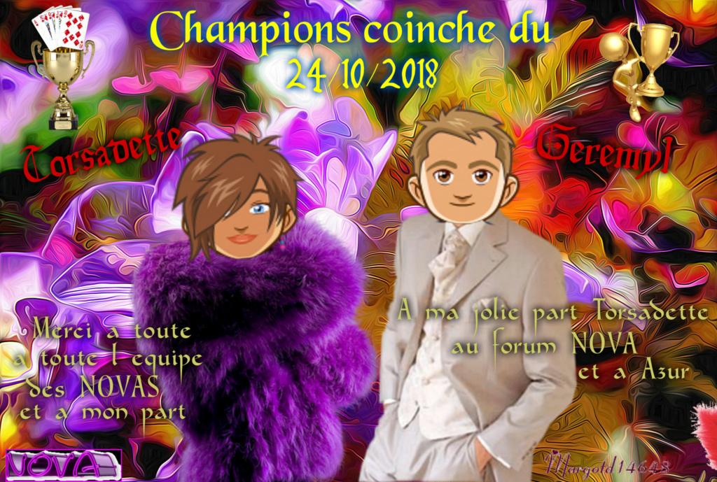 Trophée Coinche du 24/10/18 Torsad10